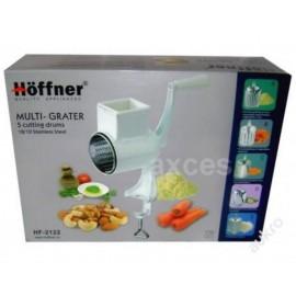 Hoffner Mlýnek, struhadlo na ořechy, zeleninu, sýr HF-2122, 5 nožů