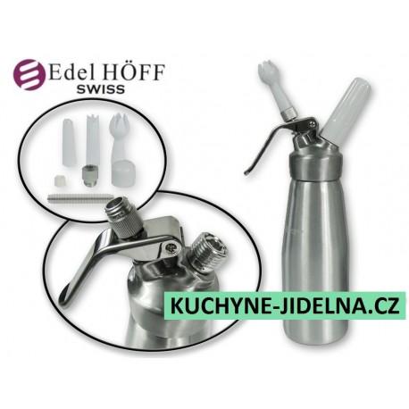 Edel Hoff Šlehačková láhev 0,5l + 10ks bombiček
