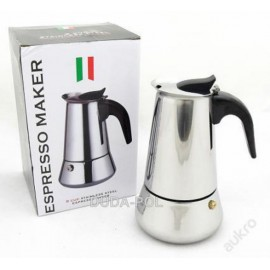 Espresso Kávovar italský kávovar EM12 600ml, 12 šálků