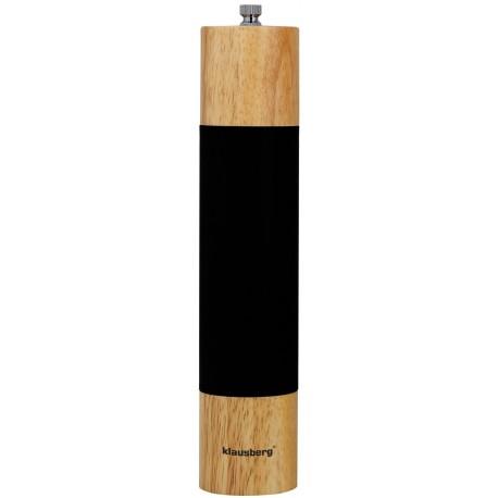 Klausberg Mlýnek na pepř sůl 32 cm KB-7025, dřevo