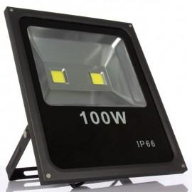 LED Reflektor Halogen 100W, 230V, studená bílá