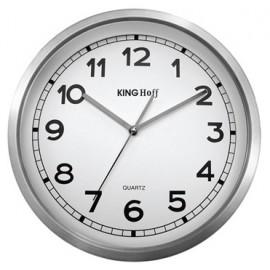 KingHoff nástěnné hodiny 34 cm KH-5026