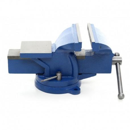 ONEX Svěrák s kovadlinou otočný 100 mm , OX421