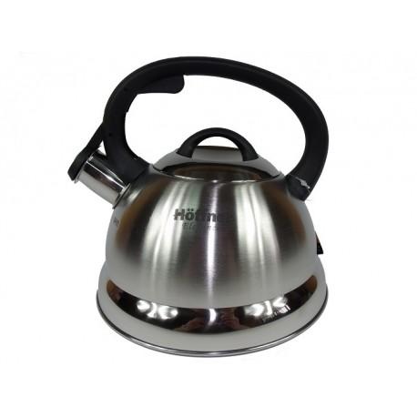 Nerezová konvice, čajník 2.5 litru Hoffner HF-3944