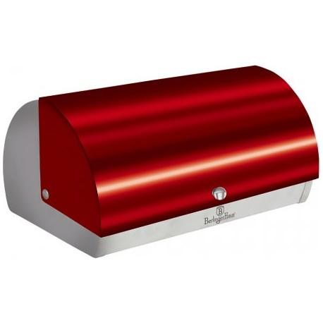 Berlingerhaus Chlebovka BH-1345 na pečivo Metallic Passion červená