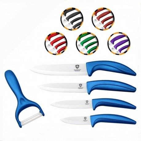 6-ti dílná sada keramických nožů EDENBERG