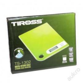 Tiross Elektronická kuchyňská váha TS-1302, SLIM, 5 kg