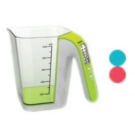 EdelHoff kuchyňská váha s nádobou TW3020, COLOR