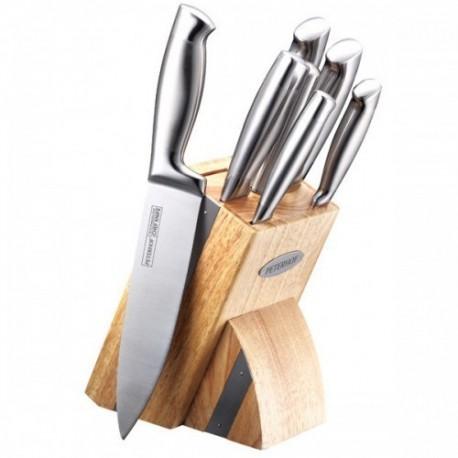 Peterhoff Sada nožů nerez 8 ks PH-22365