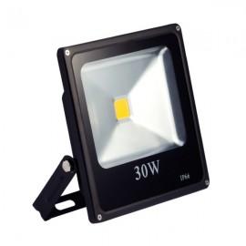 LED Reflektor Halogen 30W, 230V, studená bílá