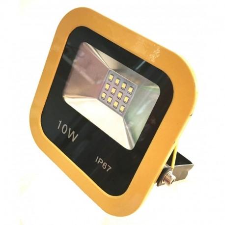 Greenlux  LED Reflektor Halogen 10W, 230V, studená bílá