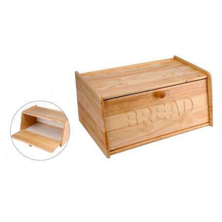 Chlebník z bambusového dřeva, chlebovka dřevěná