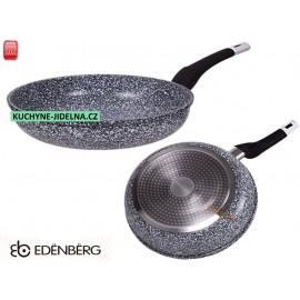 Edenberg Pánev 16cm EB-1950, mramorový povrch, indukce