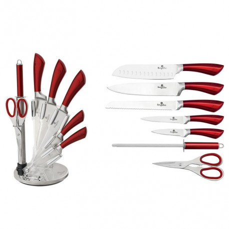 Berlingerhaus Sada kuchyňských nožů 8ks BH-2043 Infinity Line