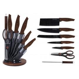 Royalty Line RL-WD8D 8dílná sada kuchyňských nožů