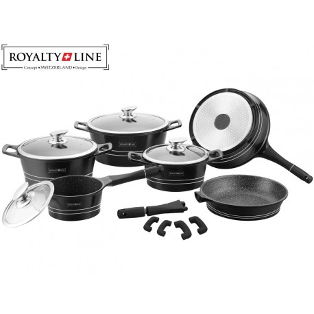 Royalty Line RL-ES1014C 14ks, BLACK