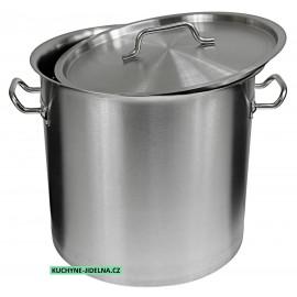 Edenberg Hrnec nerez Gastro 20 litrů EB-9196, 33x34 cm, poklice