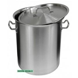 Edenberg Hrnec nerez Gastro 40 litrů EB-9198, 38x46 cm, poklice