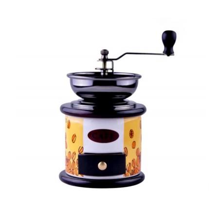 KingHoff Mlýnek na kávu KH-4145, keramický