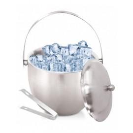 KingHoff Nádoba na led 1.75 litru KH-1492, nerezová