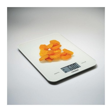 Tiross Elektronická kuchyňská váha SLIM TS-1303, 8kg, tvrzené sklo