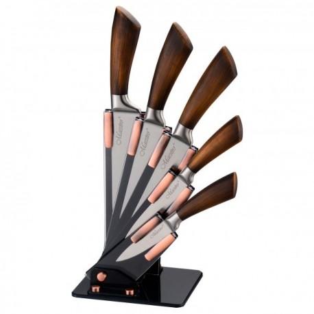 Maestro Sada nožů nerez 6ks MR-1414
