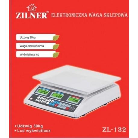Zilner Digitální obchodní váha 30kg/2g ZL-132